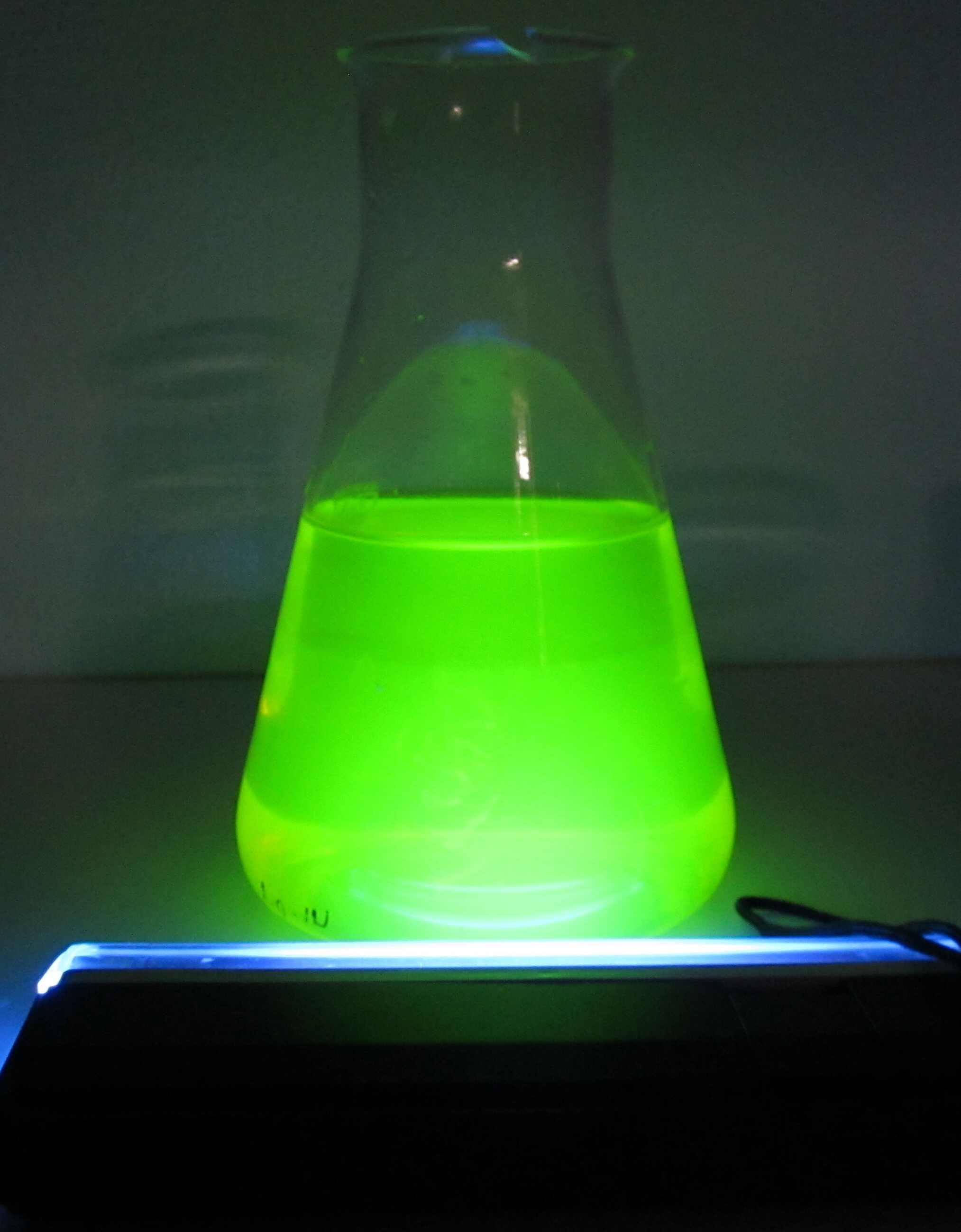 Fluorescein UV